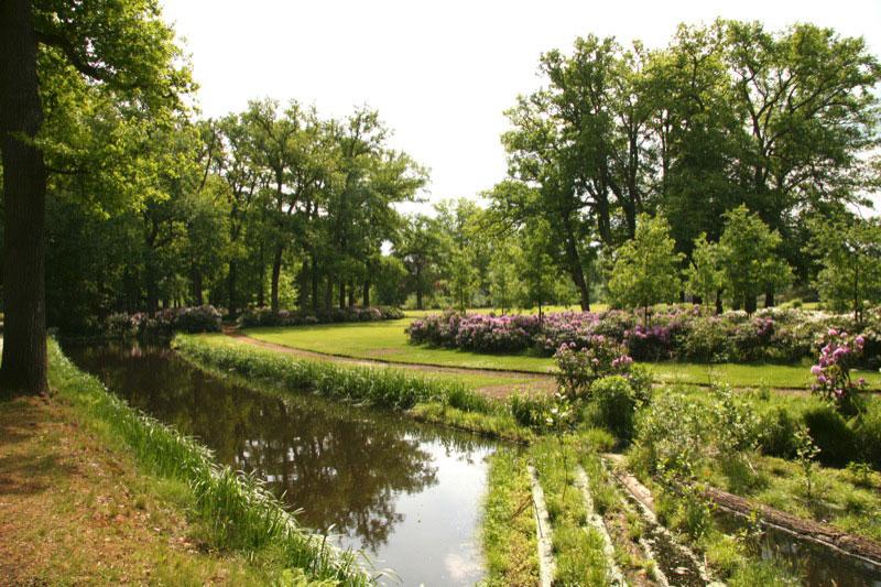 Park und Arboretum